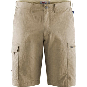Fjällräven Travellers MT Shorts Hombre, light beige